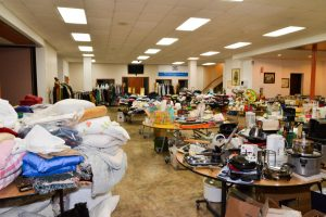 Spring & Fall Rummage Sales